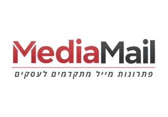 עיצוב לוגו לחברת מייל