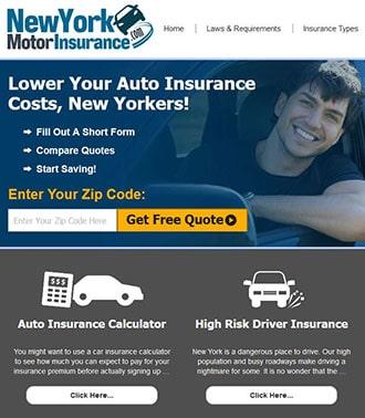 פיתוח אתר ביטוח לרכב