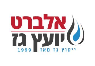 עיצוב לוגו ליועץ גז