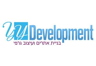 עיצוב לוגו לבונה אתרים ומעצב לוגו
